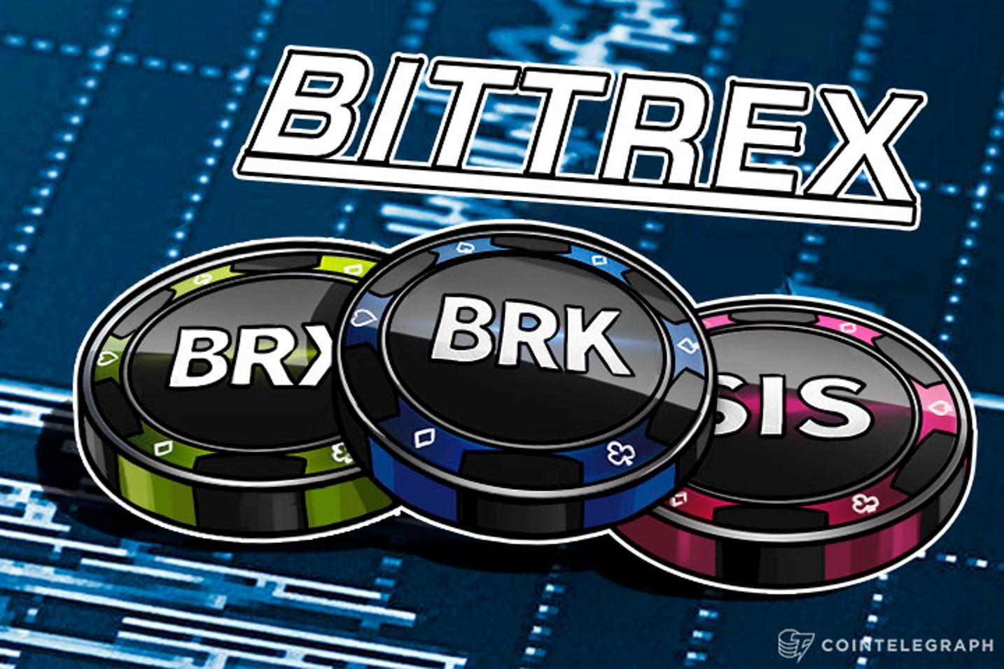 BreakoutCoin Raises 851 BTC in Public Crowdsale, Begins Trading on Bittrex