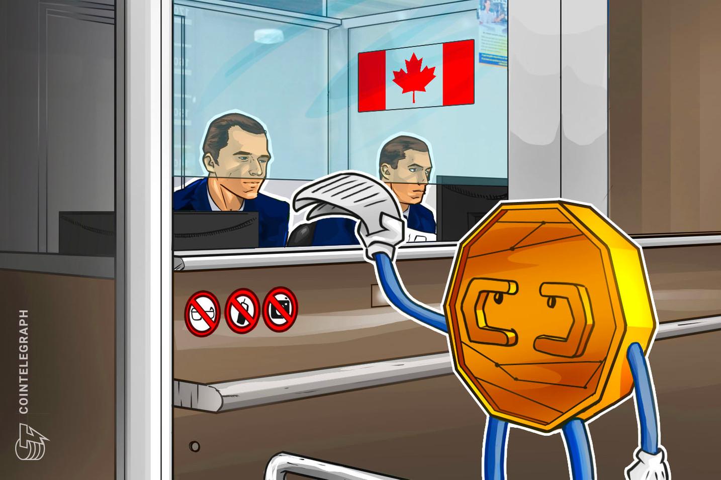 Canadá: exchanges de criptomoedas devem se registrar com o Financial Watchdog em junho