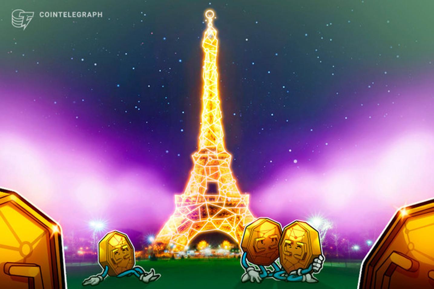 Torre Eiffel in vendita sul metaverse di OVR.ai