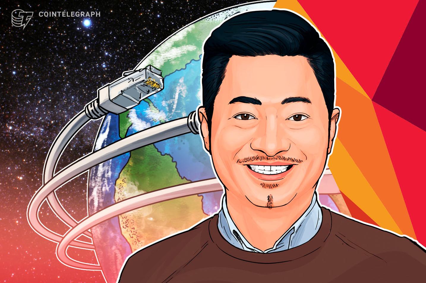 「インターネットは完ぺきではない」 NEO創設者ホンフェイ氏、分散型ウェブの必要性を強調【BlockShow】