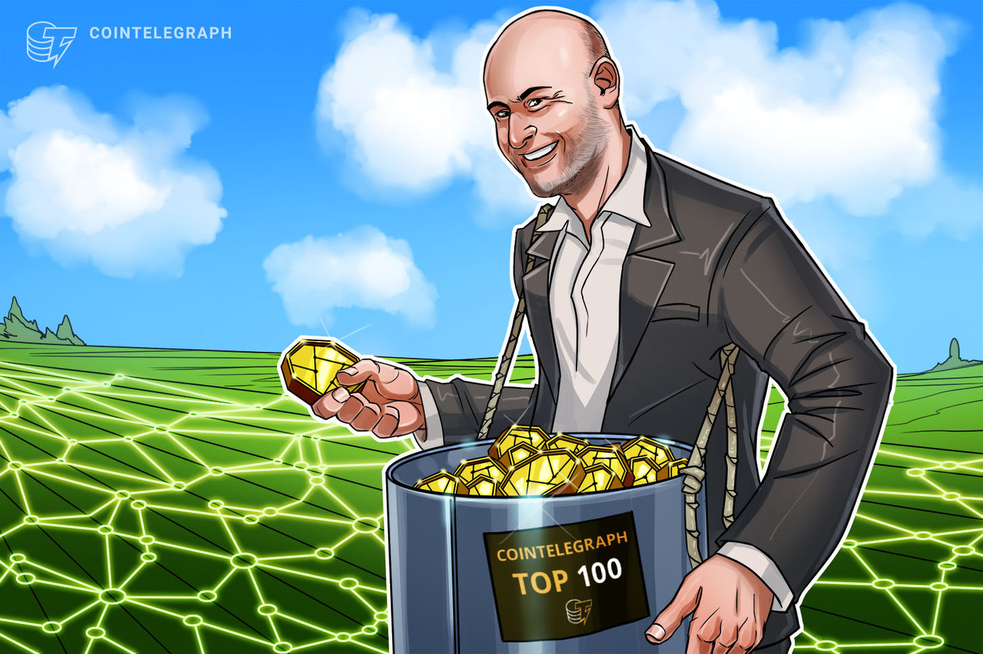 The Three Cs of Joseph Lubin: Construct, Contribute, ConsenSys