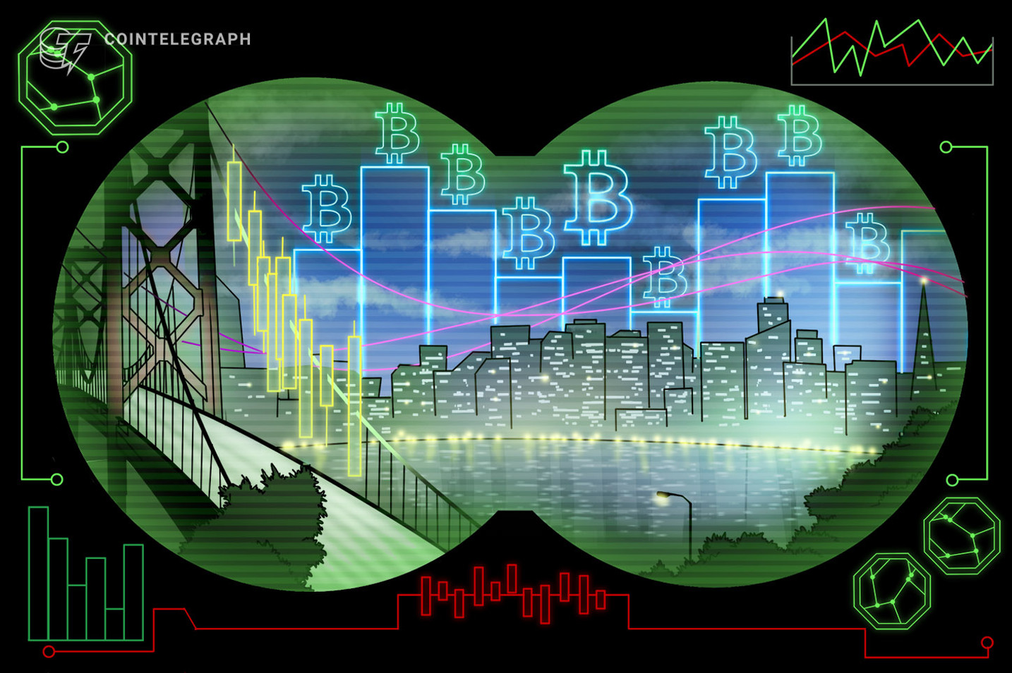 仮想通貨ビットコインのモデル価格は9019ドル、ストック・フロー比率から算出