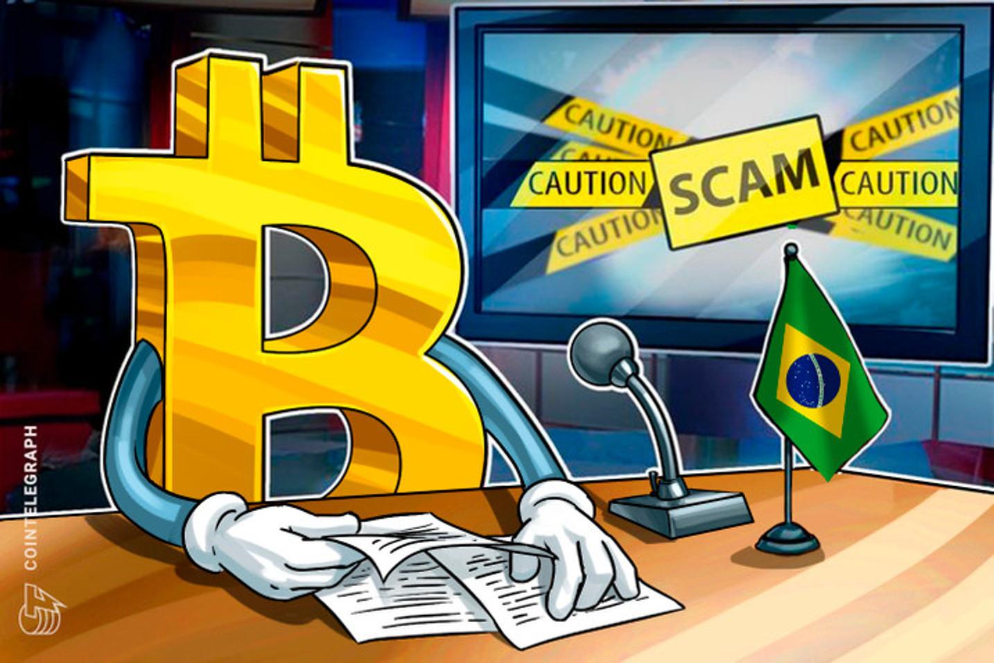 Glaidson Acácio dos Santos e mais 21 são indiciados por crimes contra o sistema financeiro no relatório final da 'Operação Kryptos'