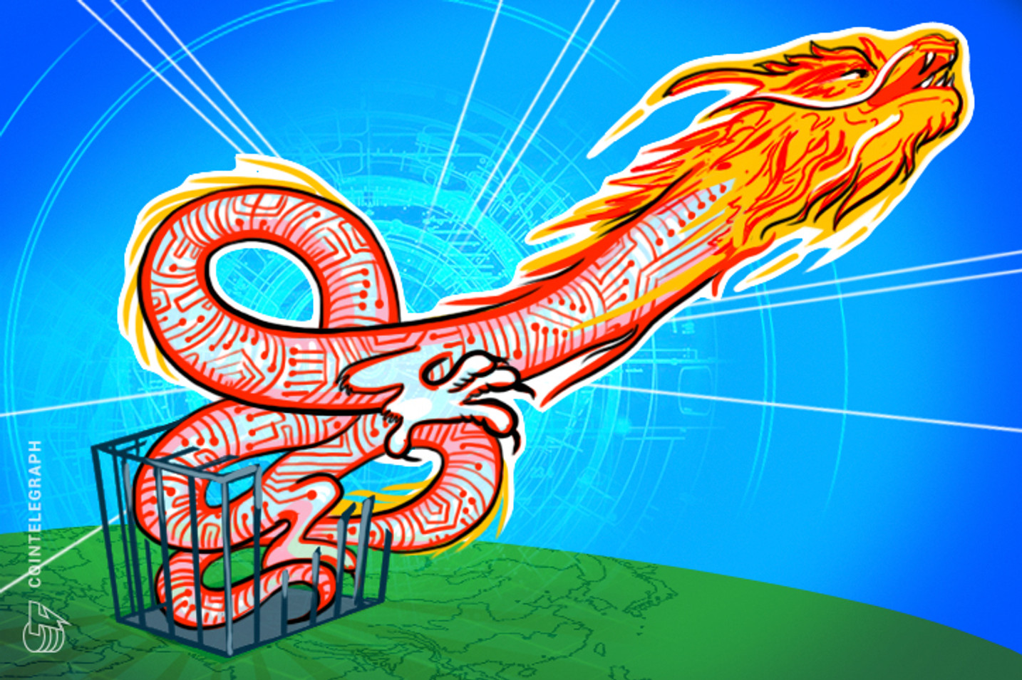 Despite Crackdown on Trading, Crypto and Blockchain in China Are Alive