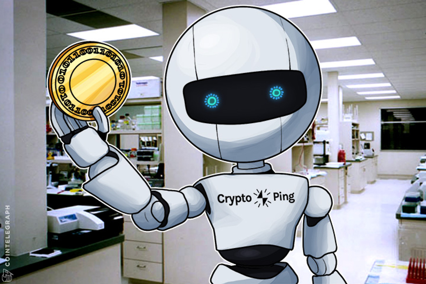 Spotting Cryptocurrency Pumps and Dumps with CryptoPing Bot