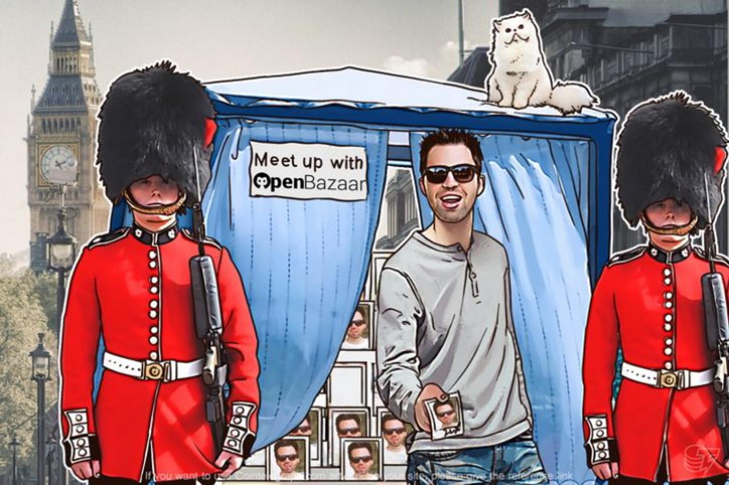 OpenBazaar-ov MeetUp u Londonu