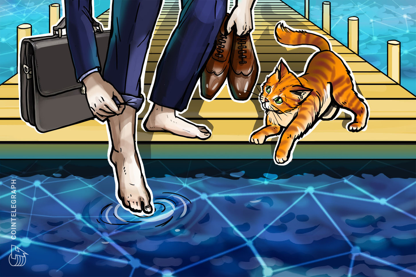 US State of Colorado to Examine Blockchain Implementation in Water Rights Management