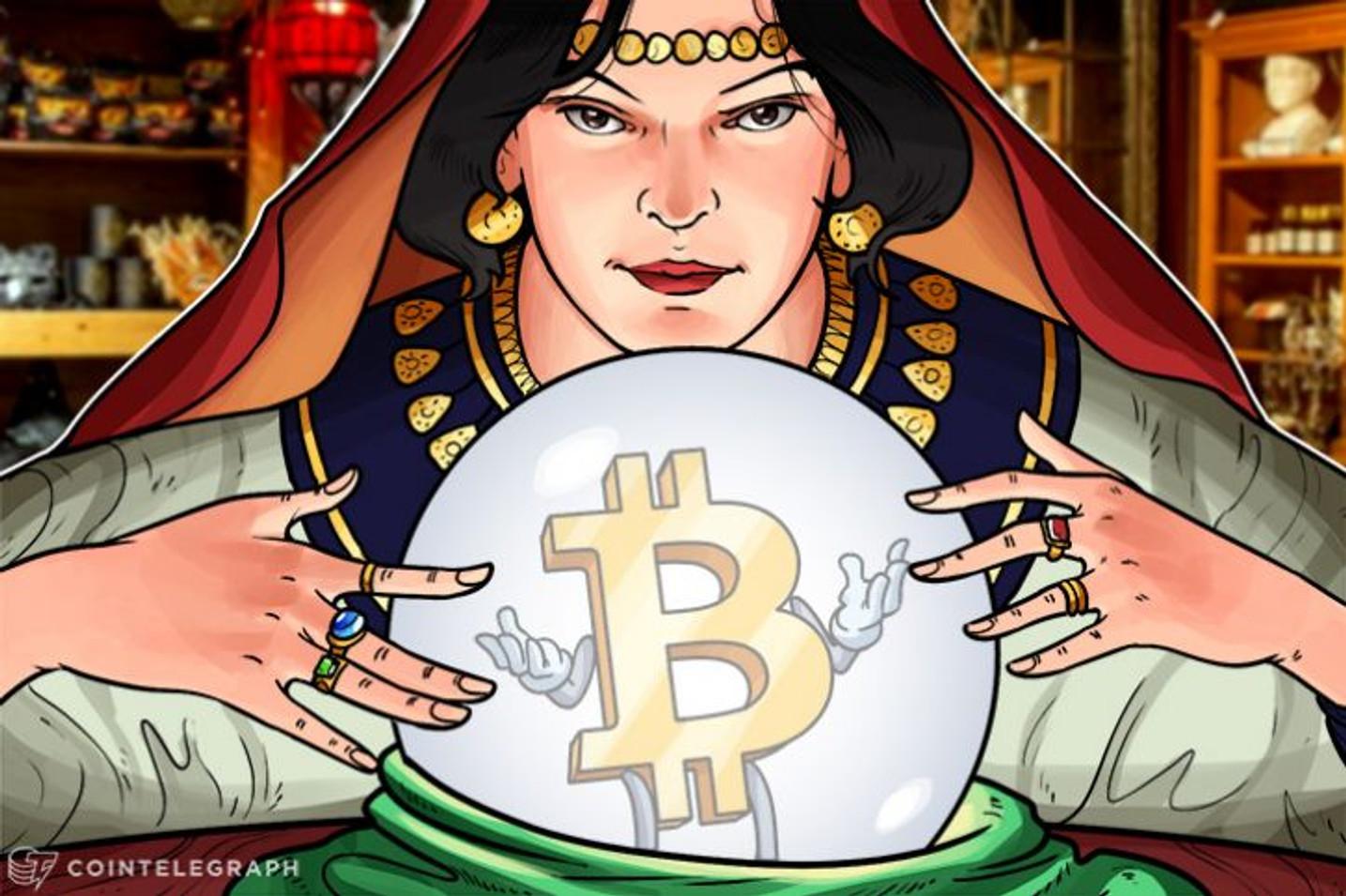 Bitcoin no se va, las bifurcaciones son proyectos FUD: Oleg Andreev