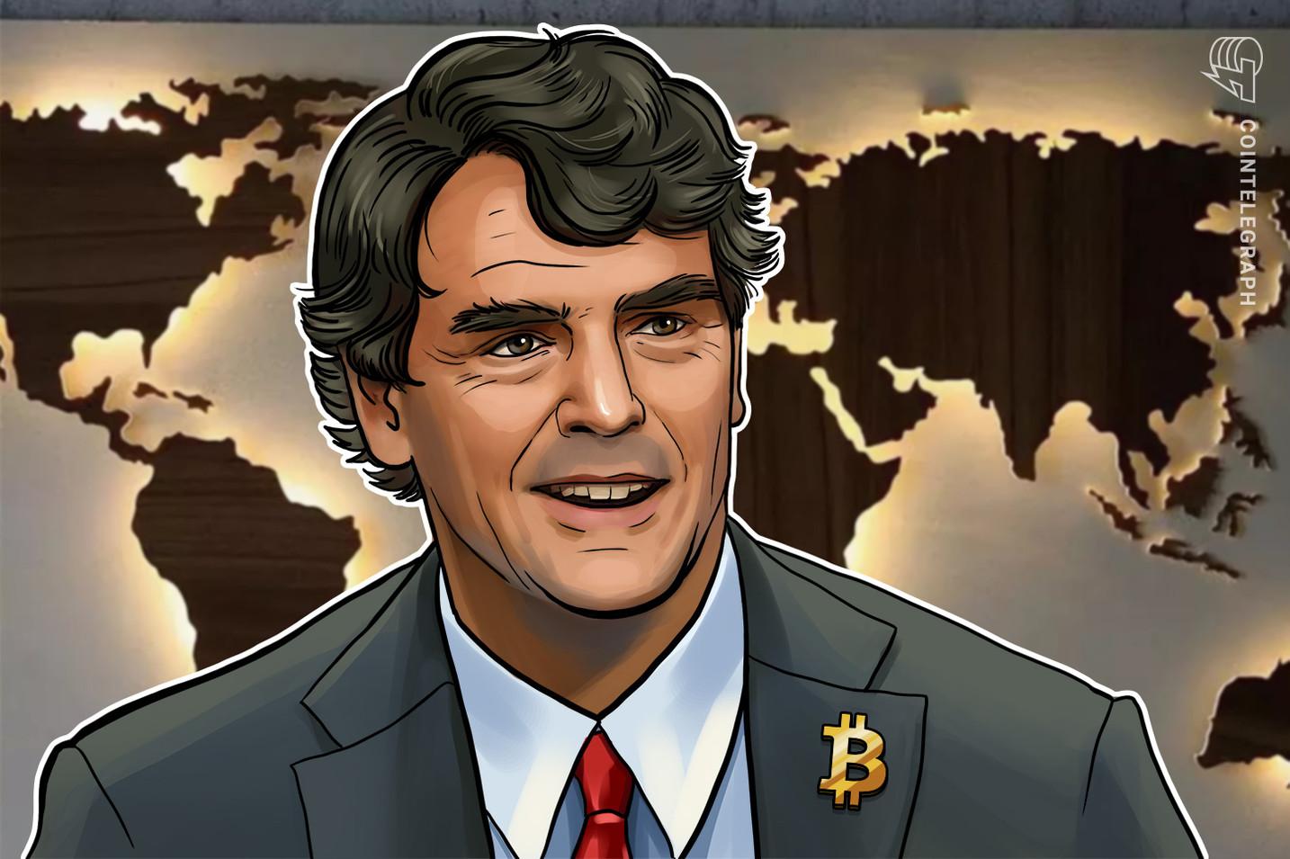 Tim Draper: Bitcoin könnte bis 2020 auf 250.000 US-Dollar klettern