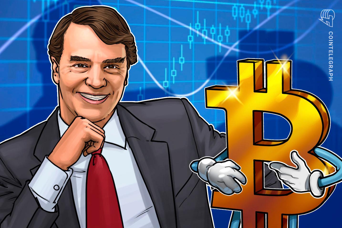 Billionaire Investor Tim Draper Quit Stocks for Bitcoin 6 Months Ago
