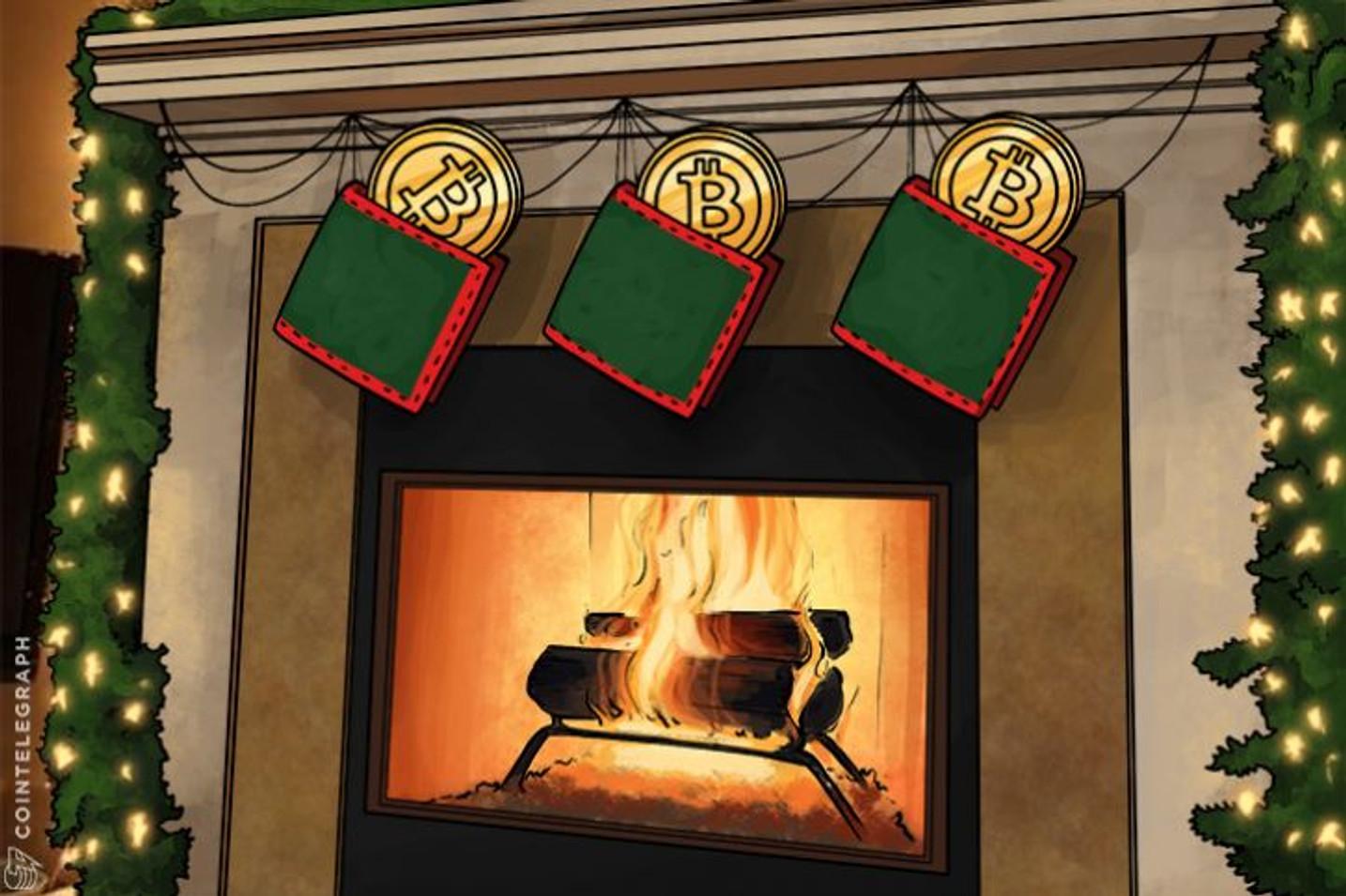 Poklon za Novu godinu? Bitkoin novčanik za bolju 2017.