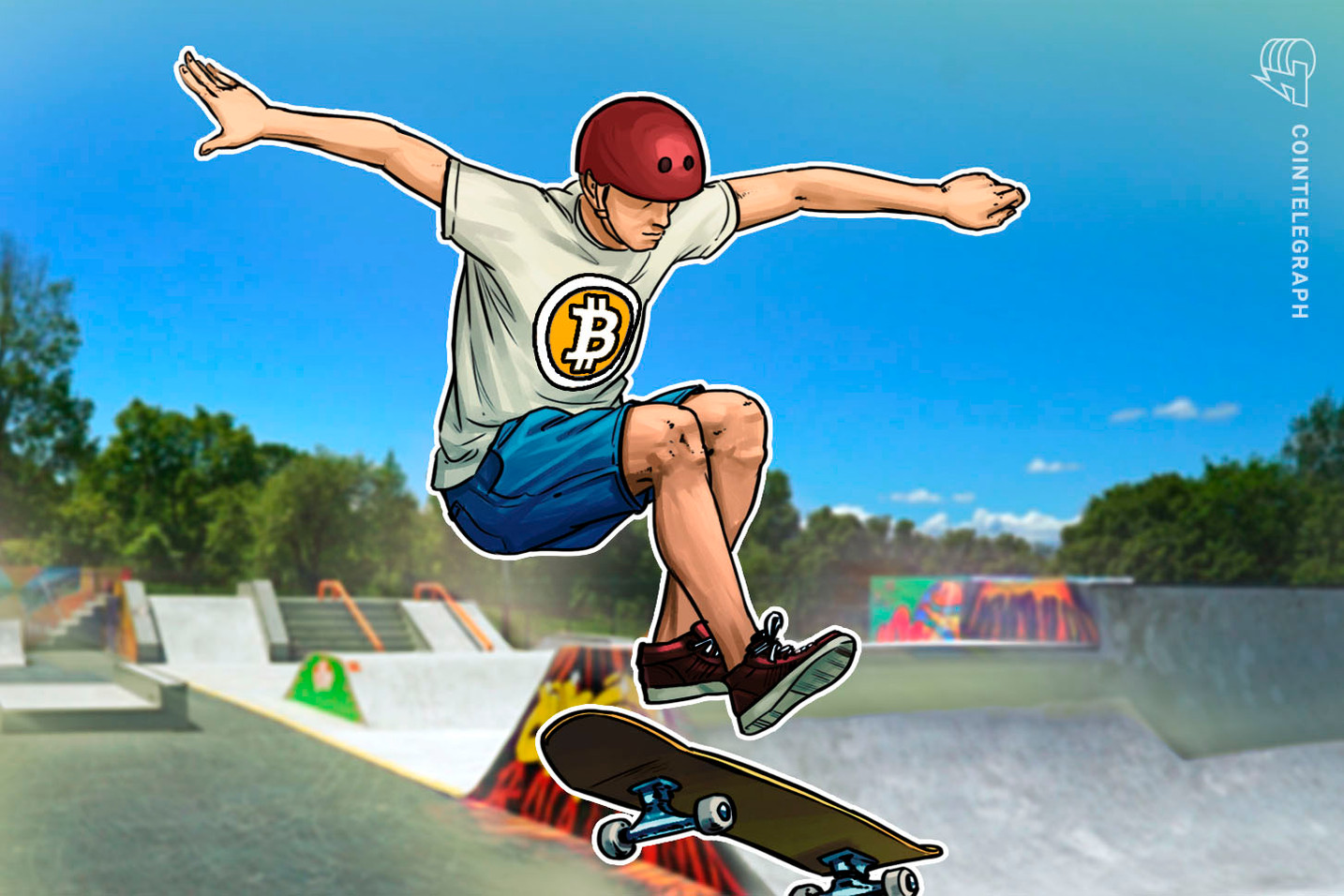 'Should I Bring My Ramp?' Tony Hawk to Speak at SF Bitcoin Conference