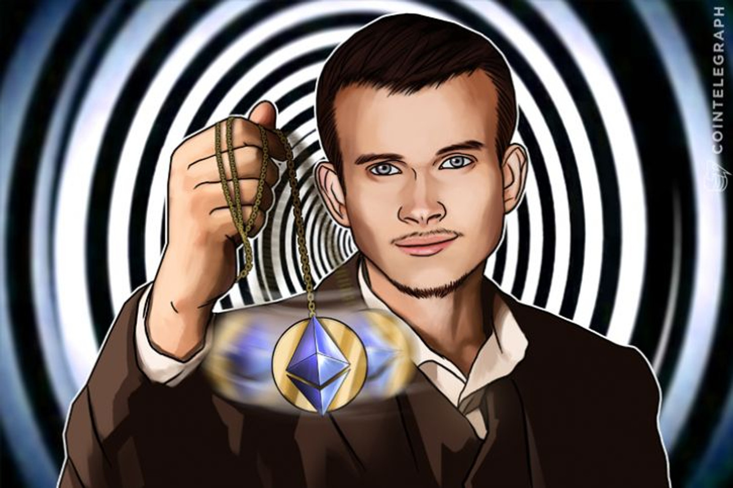 Proof-of-Vitalik: Ethereum's Buterin Immutably Counters Death Rumors