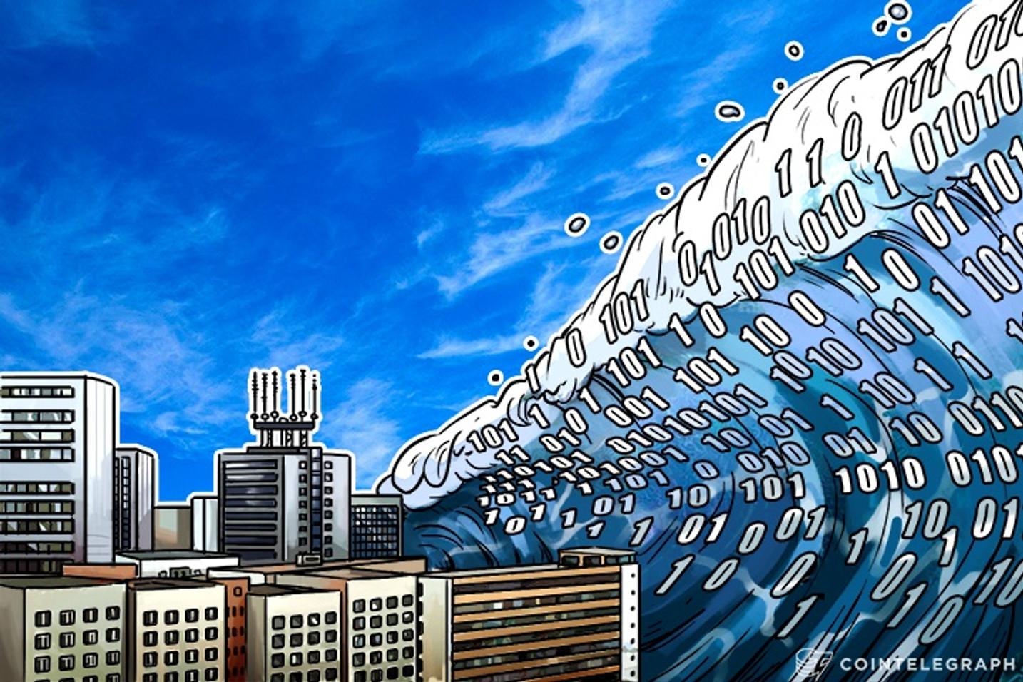Blockchain Is 2016's Biggest Tsunami Says Major Software Company