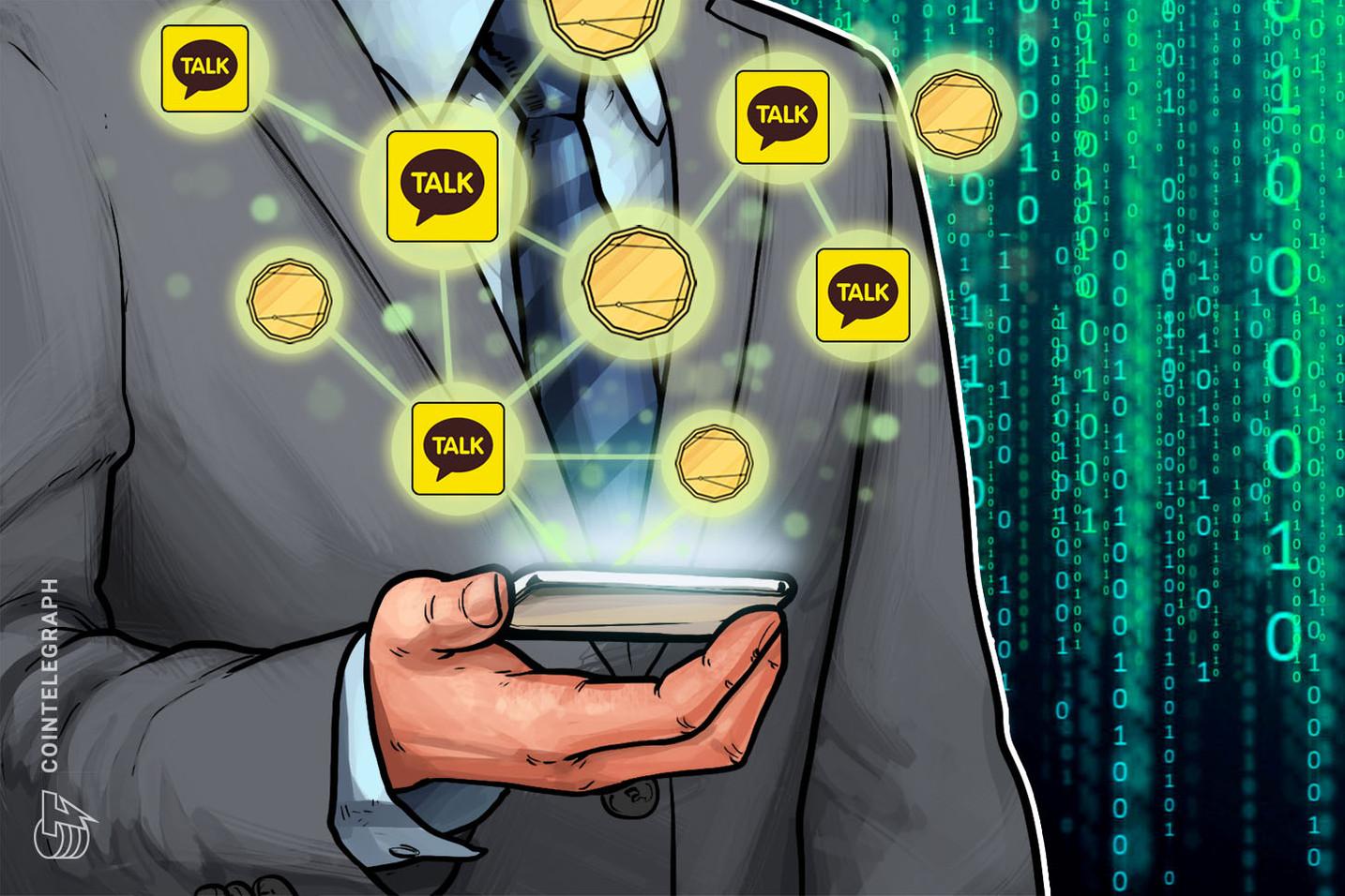 Južnokorejski Kakao integriše kripto novčanik u aplikaciju za razmenu poruka