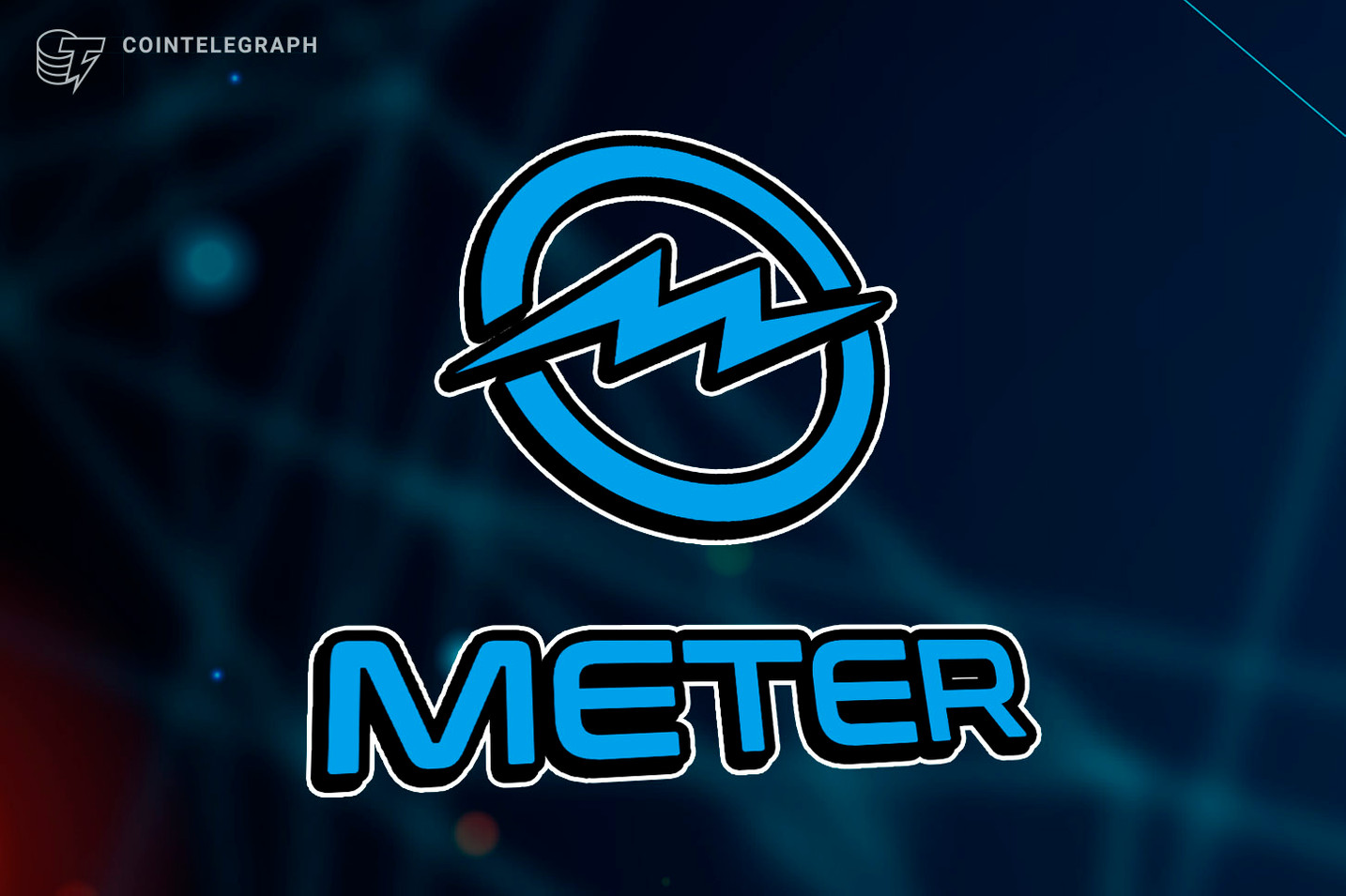 Meter.io and Ampleforth launch the first inter-blockchain DApp