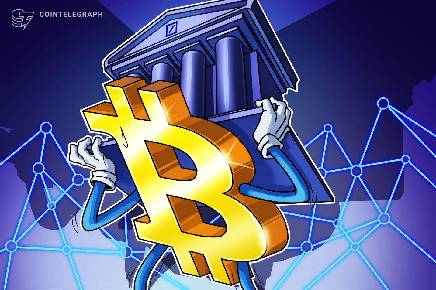 Deutsche Bank: 'Aggressive' Central Banks Making Bitcoin More Attractive