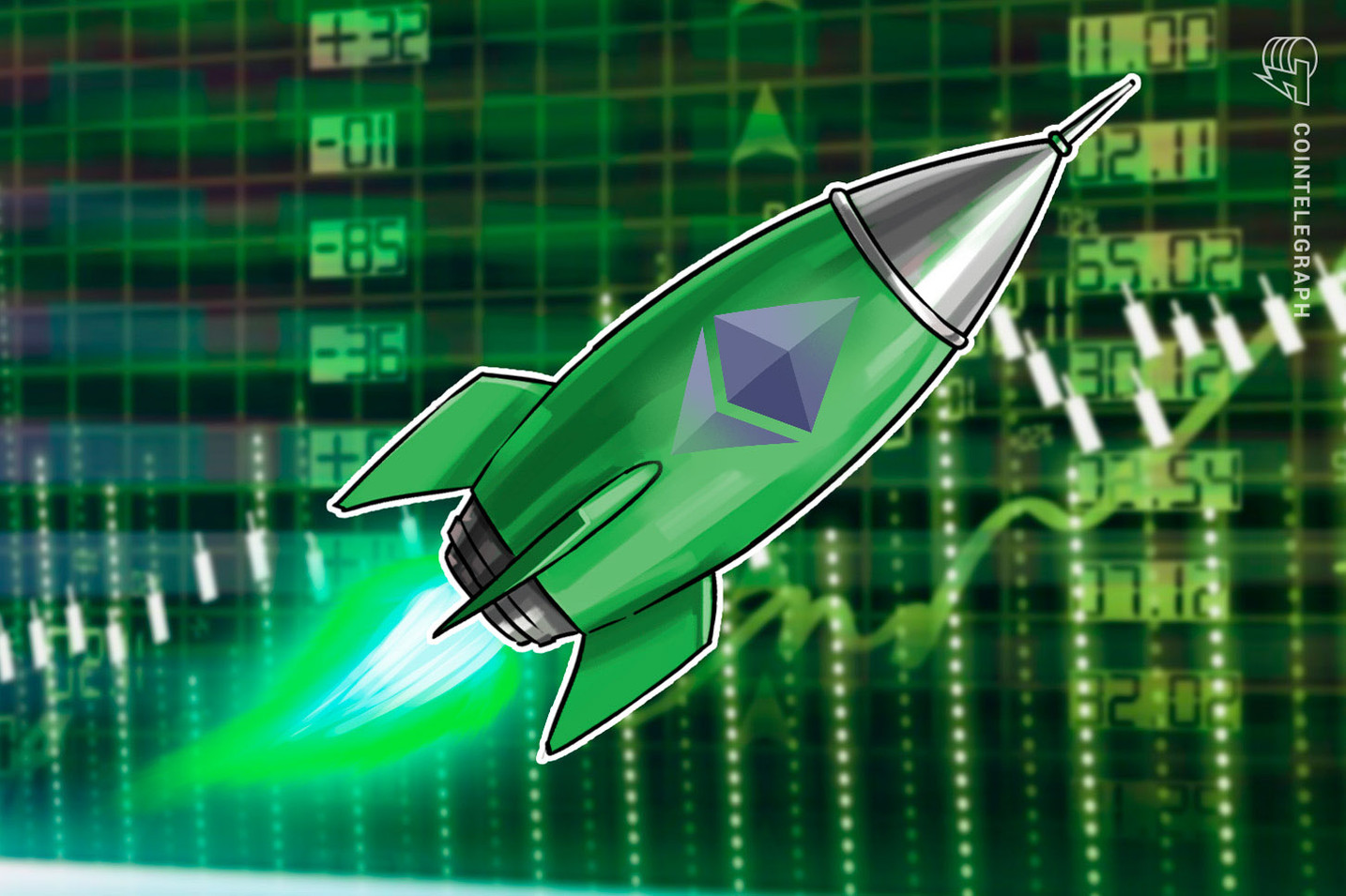 Ether Rockets 50% in 5-Year Anniversary Month: What's Behind the Rally?