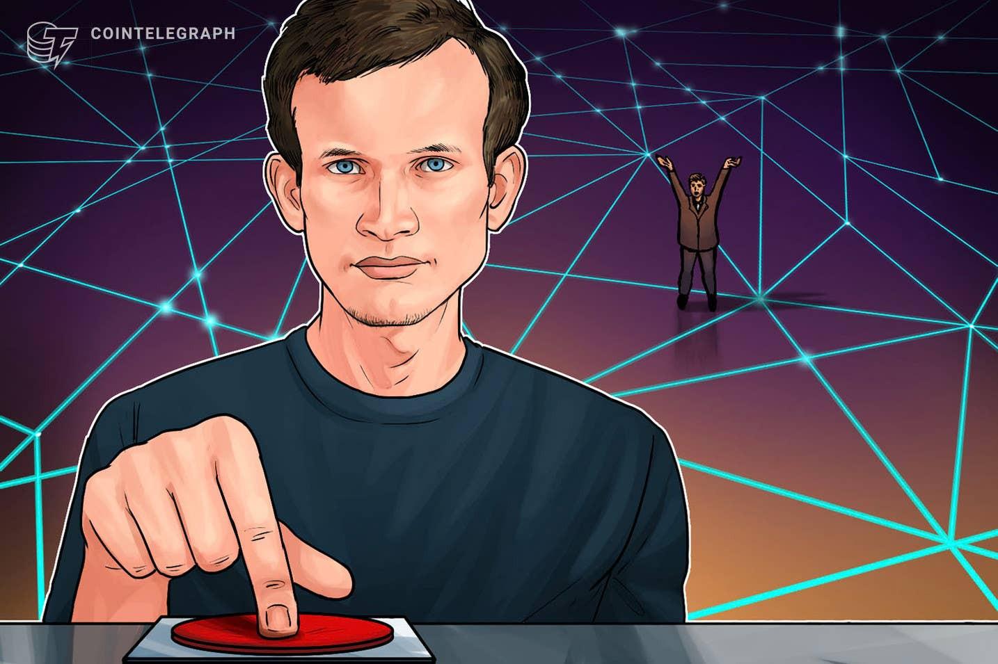 Criador do Ethereum diz que política de adoção do Bitcoin de El Salvador é contrária aos 'ideais de liberdade das criptomoedas'