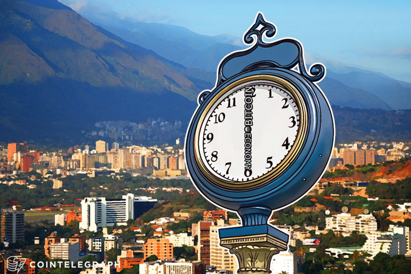 Bitcoin Trading in Venezuela Shoots Up as Economy Worsens