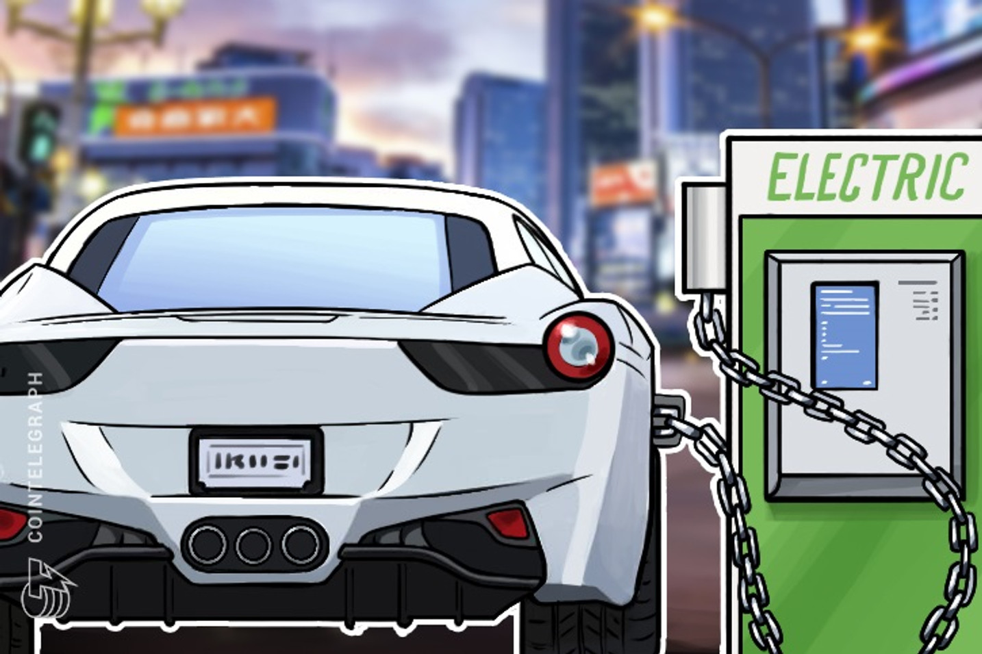 Japanese Electric Company Tests Bitcoin Lightning Network Payments For Car Charging