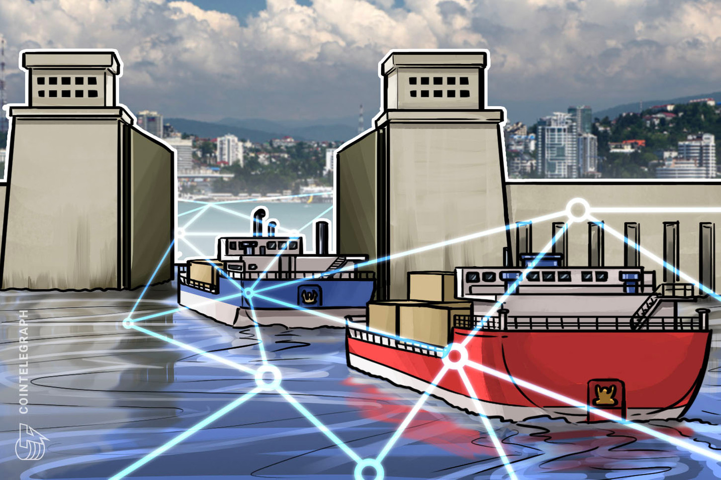 Commodities Firms Complete Blockchain Pilot for Black Sea Wheat