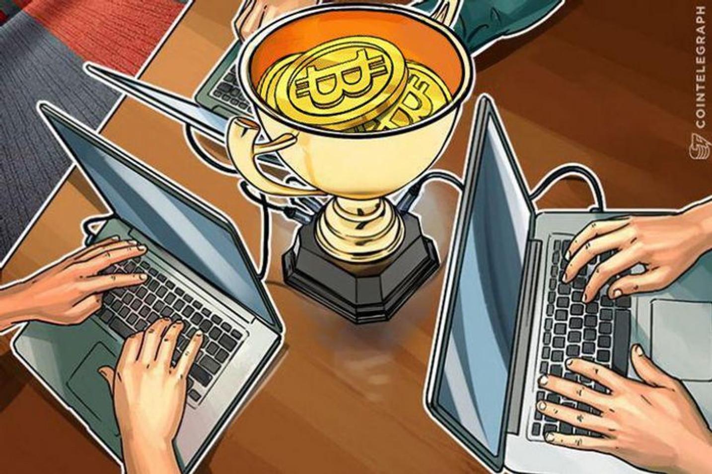 Site de poker promete maior premiação em cripto da história em torneio online