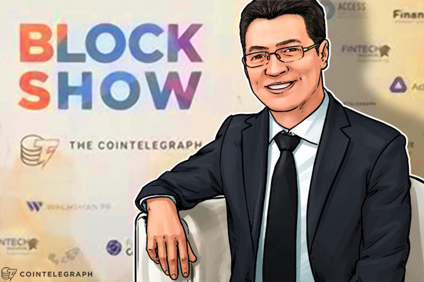 """Socio de Achain: """"Quiero invertir en Blockchain tan alto como pueda"""""""