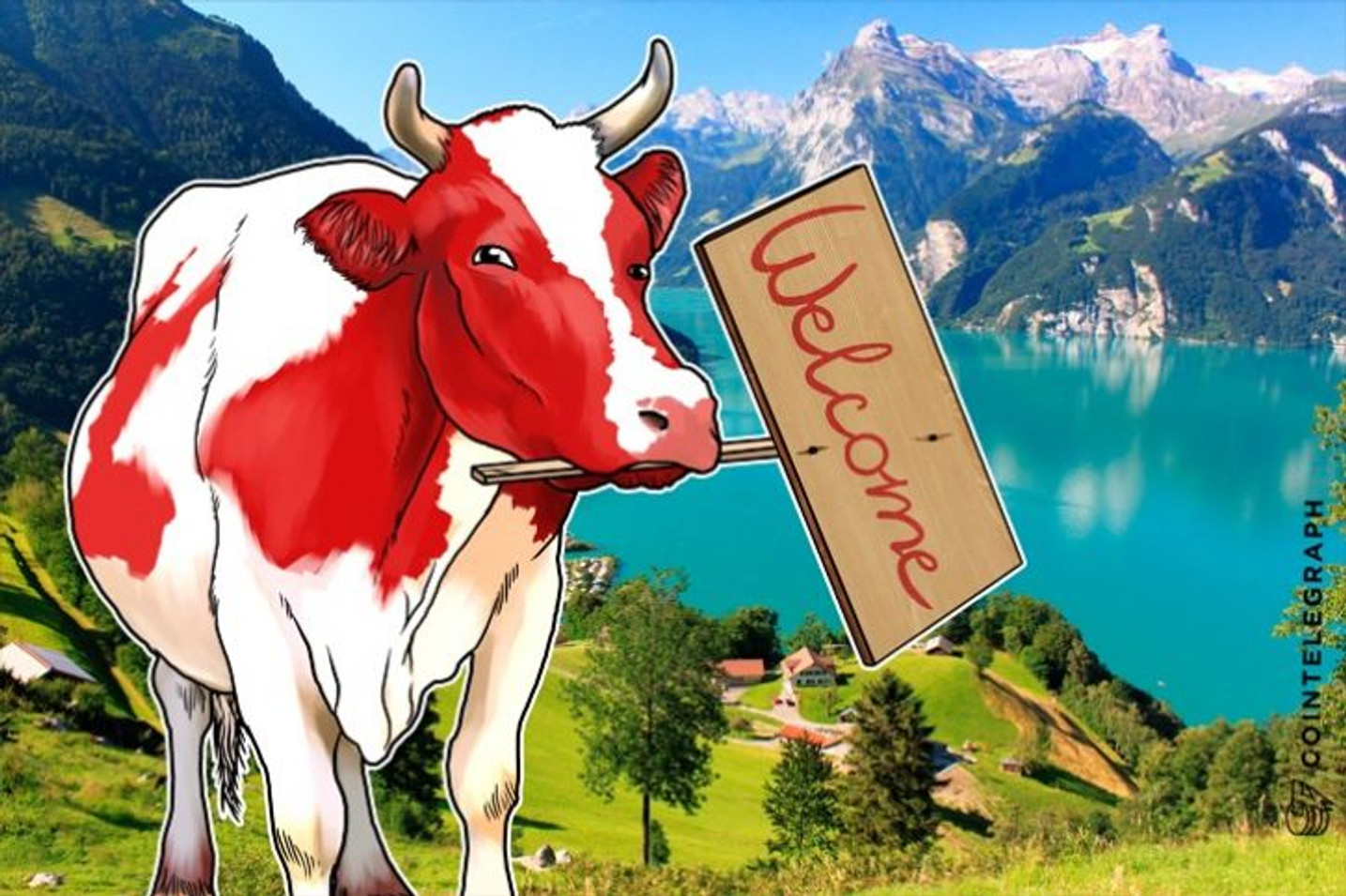 Crypto Valley Startup Takes on Swiss Banking System With Blockchain