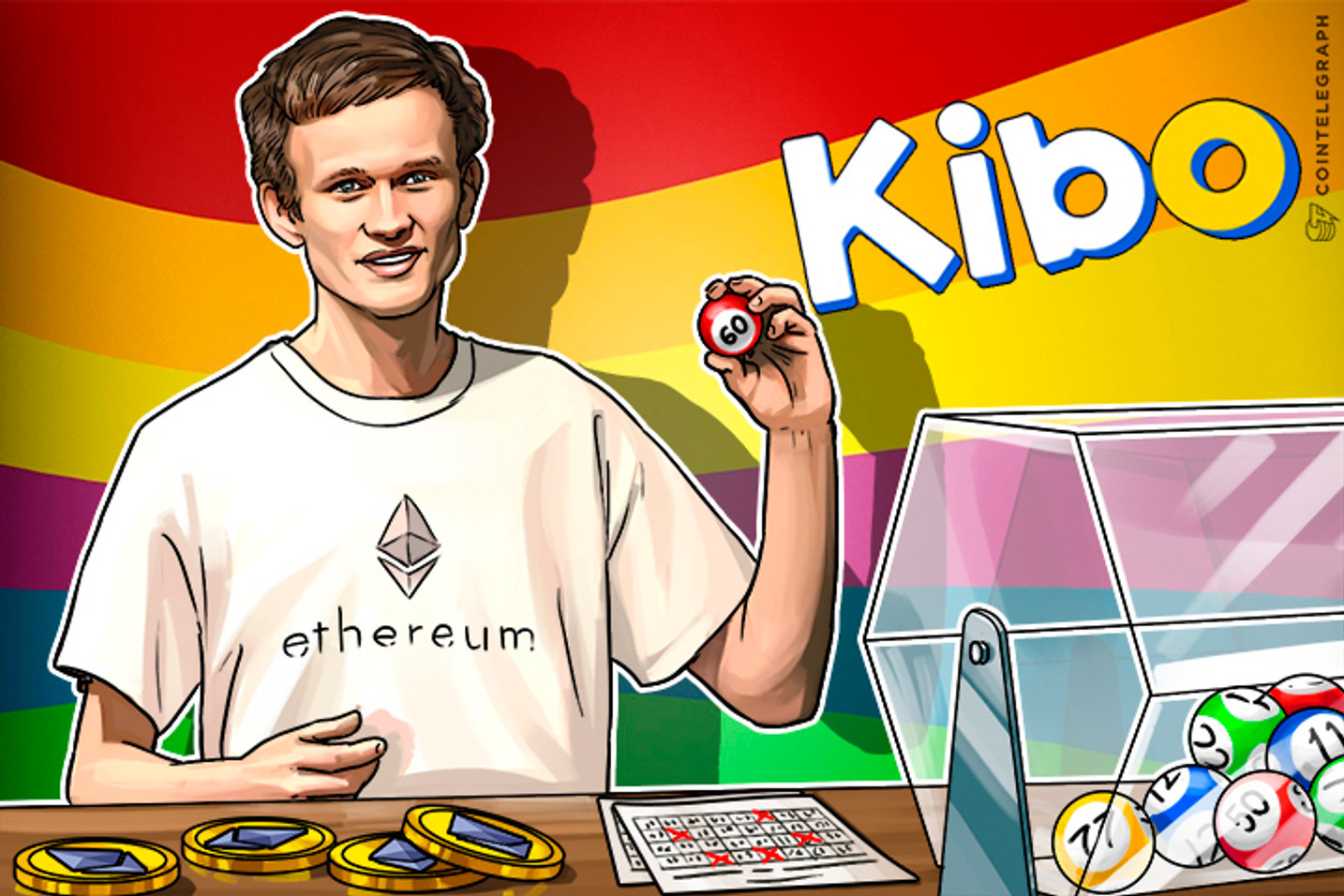 Powered by Blockchain, Ethereum Smart Contracts Kibo to Revolutionize Lottery Business