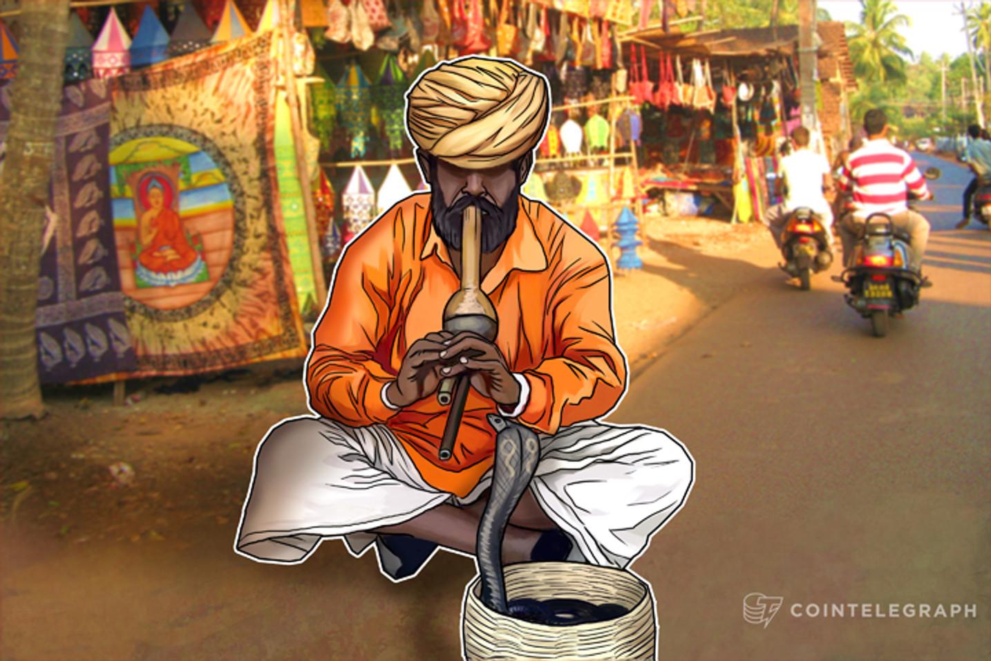 Bitcoin Ponzi Scheme? Indian Government Seem to Disagree With Claim