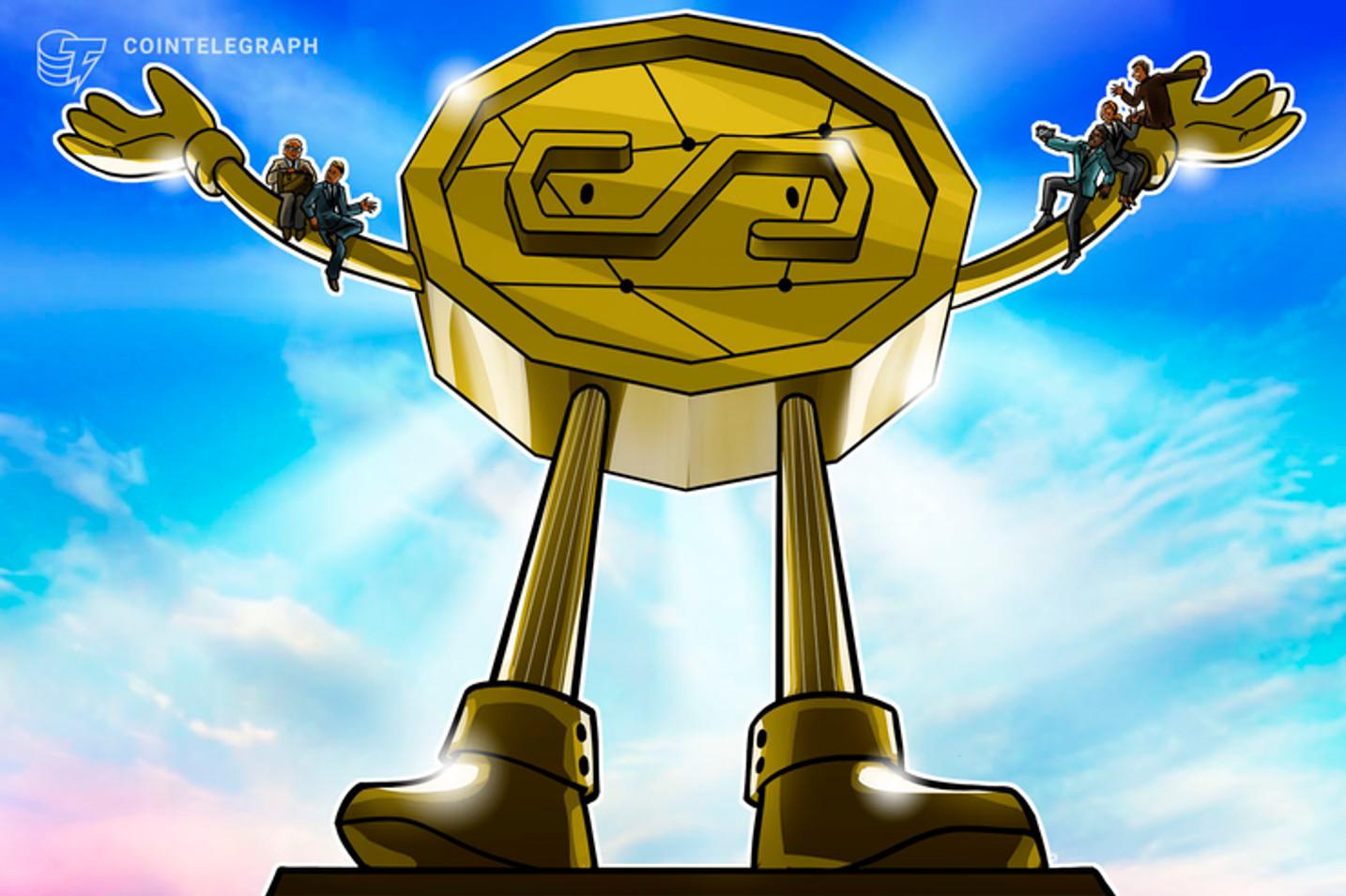 Bitcoin surpreende em sobe mais de 8% levando preço acima de US$ 7 mil novamente