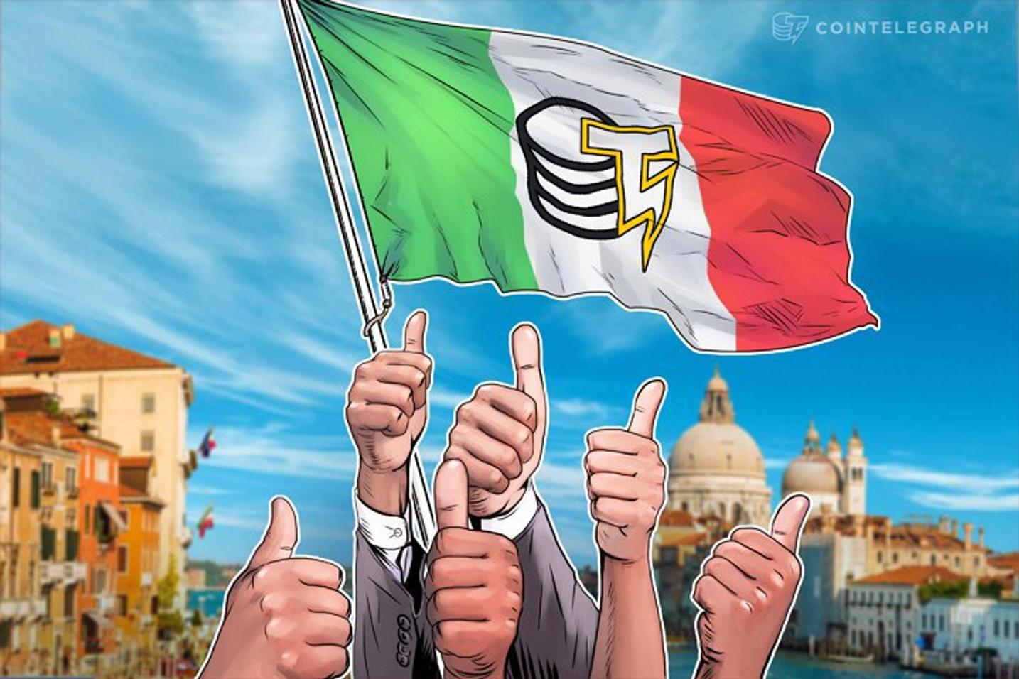 Cointelegraph sbarca in Italia