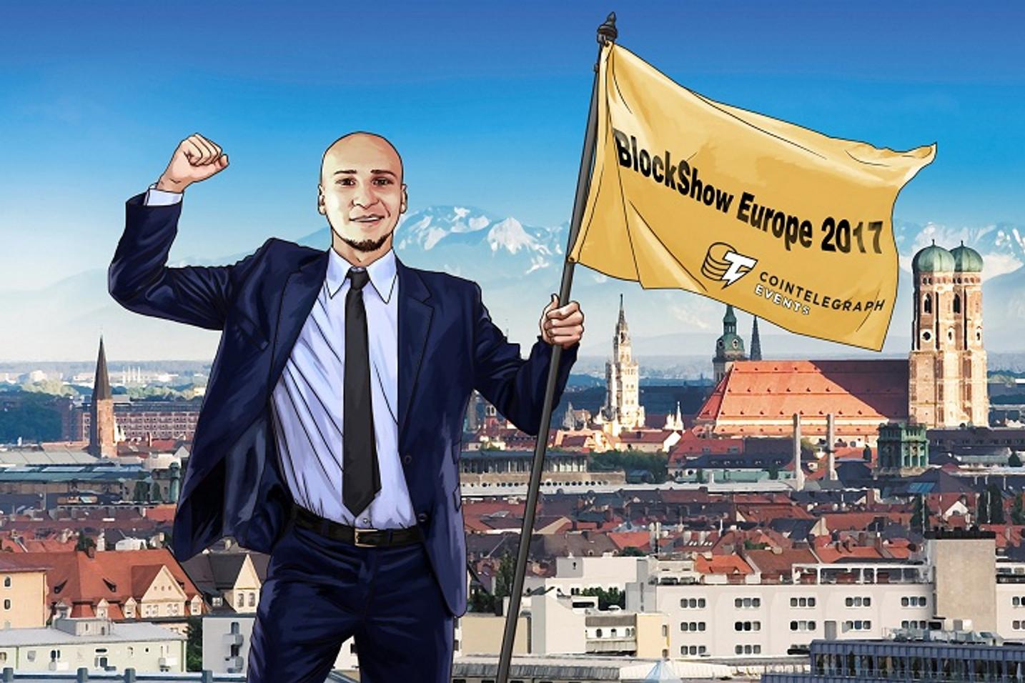 Cointelegraph to Showcase Blockchain Solutions in Munich in 2017