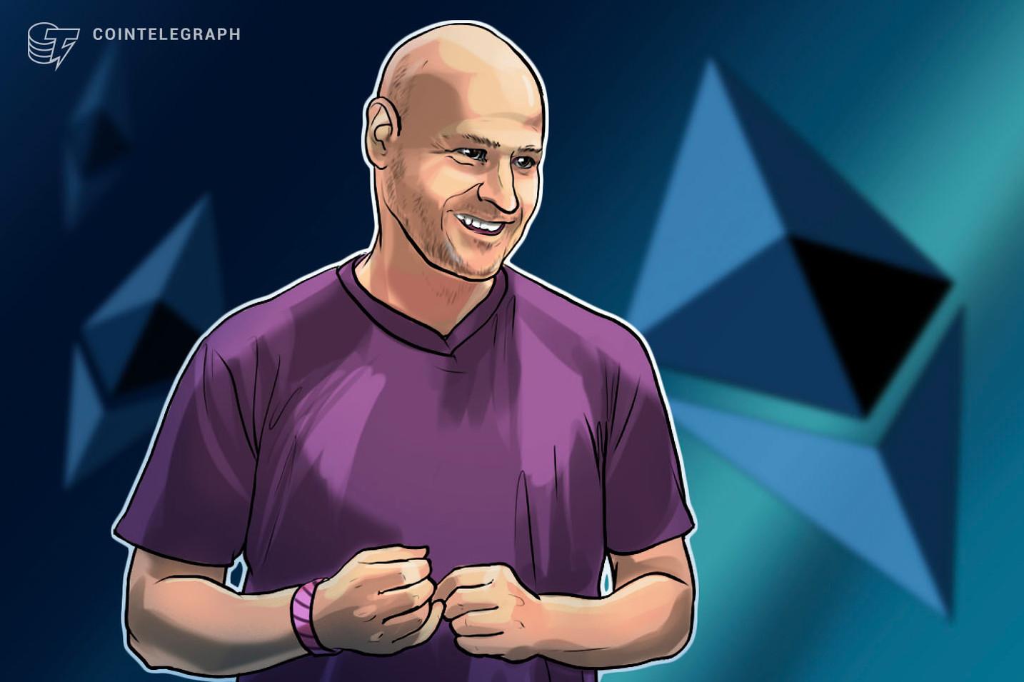 Ethereum & ConsenSys Gründer Joe Lubin tritt Aufsichtsgremium des Start-up ErisX bei