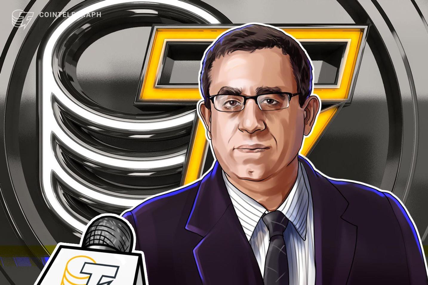 """Entrevista al analista de mercados Carlos Maslatón: """"En un año, el Bitcoin podría llegar a los USD 46,000"""""""