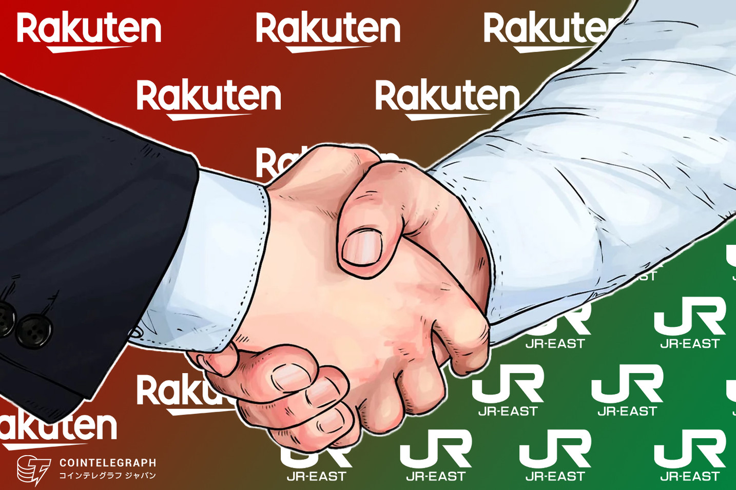 【速報】楽天とJR東日本、キャッシュレス決済領域で提携 楽天ペイでSUICAの発行やチャージが可能に