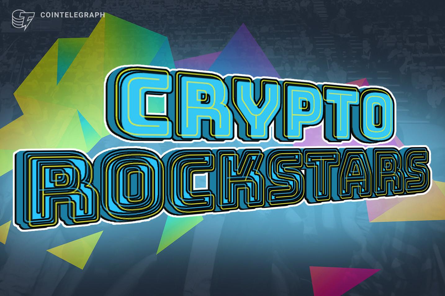 Crypto Rockstars bringt Blockchain-Interessierte und Profis bei Online-Konferenz zusammen