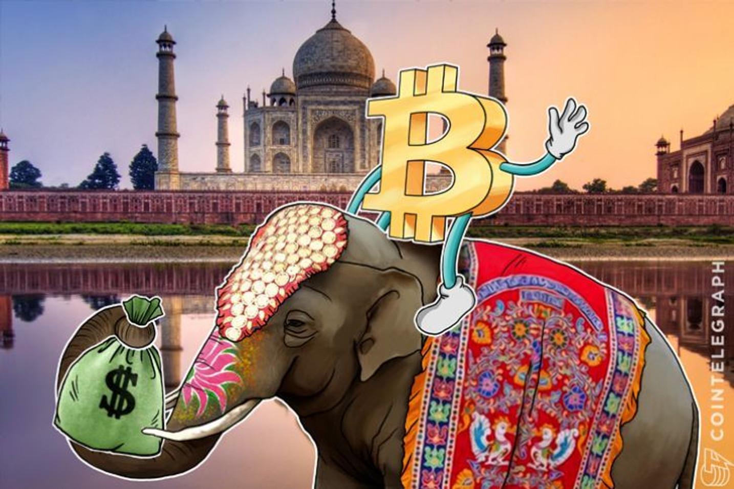La India se mantiene tranquila con las ICOs hasta ahora, se centra en el uso indebido de las criptomonedas