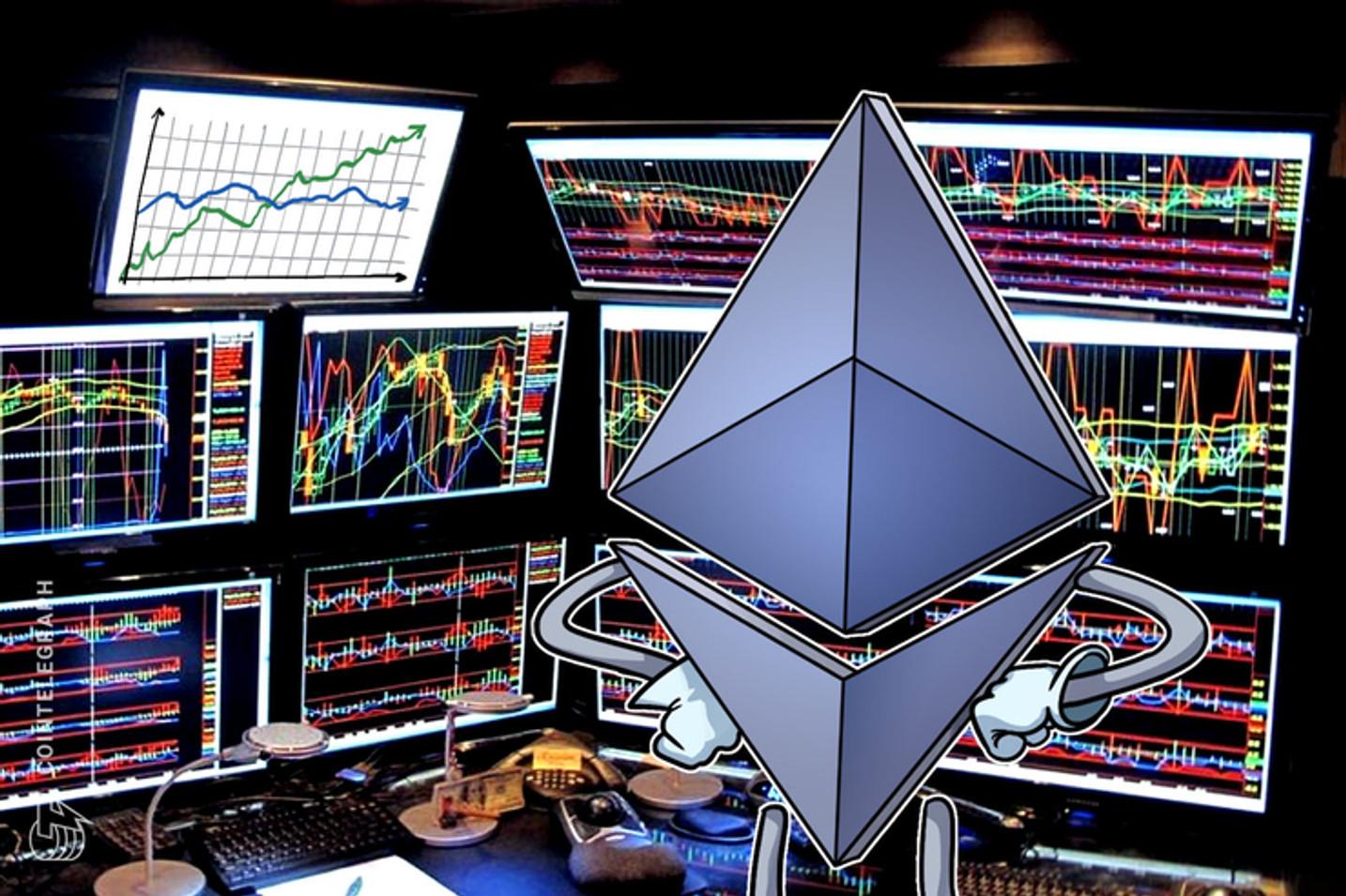 Vontobel emittiert erstes Aktien-Tracker-Zertifikat auf Ethereum-Blockchain