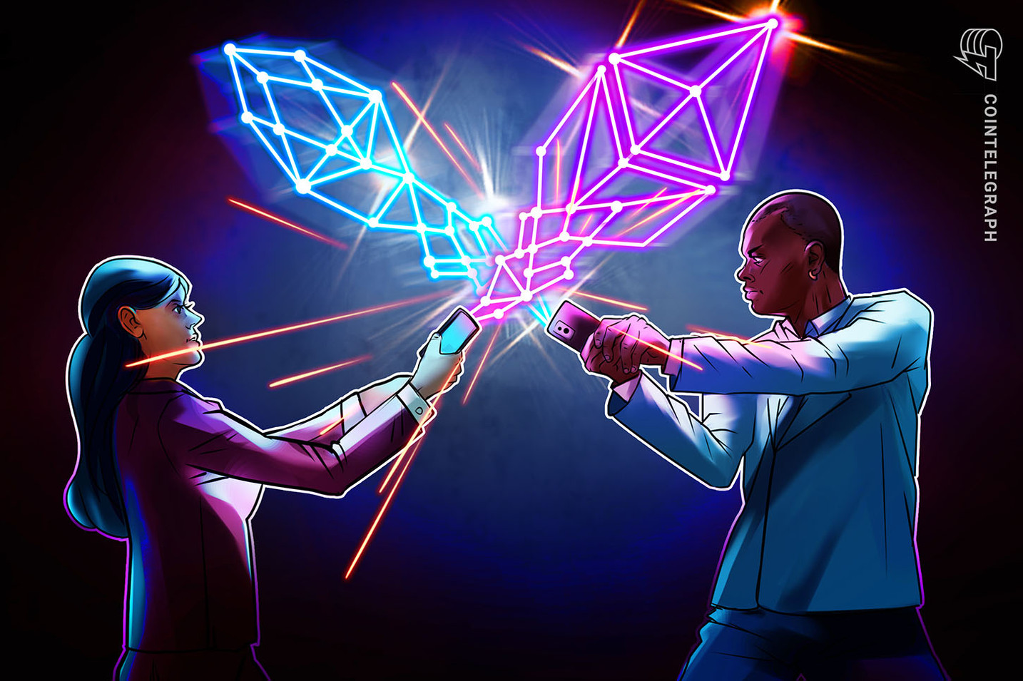 Ethereum 2.0 and EOS Crossing Swords Over Scalability Supremacy