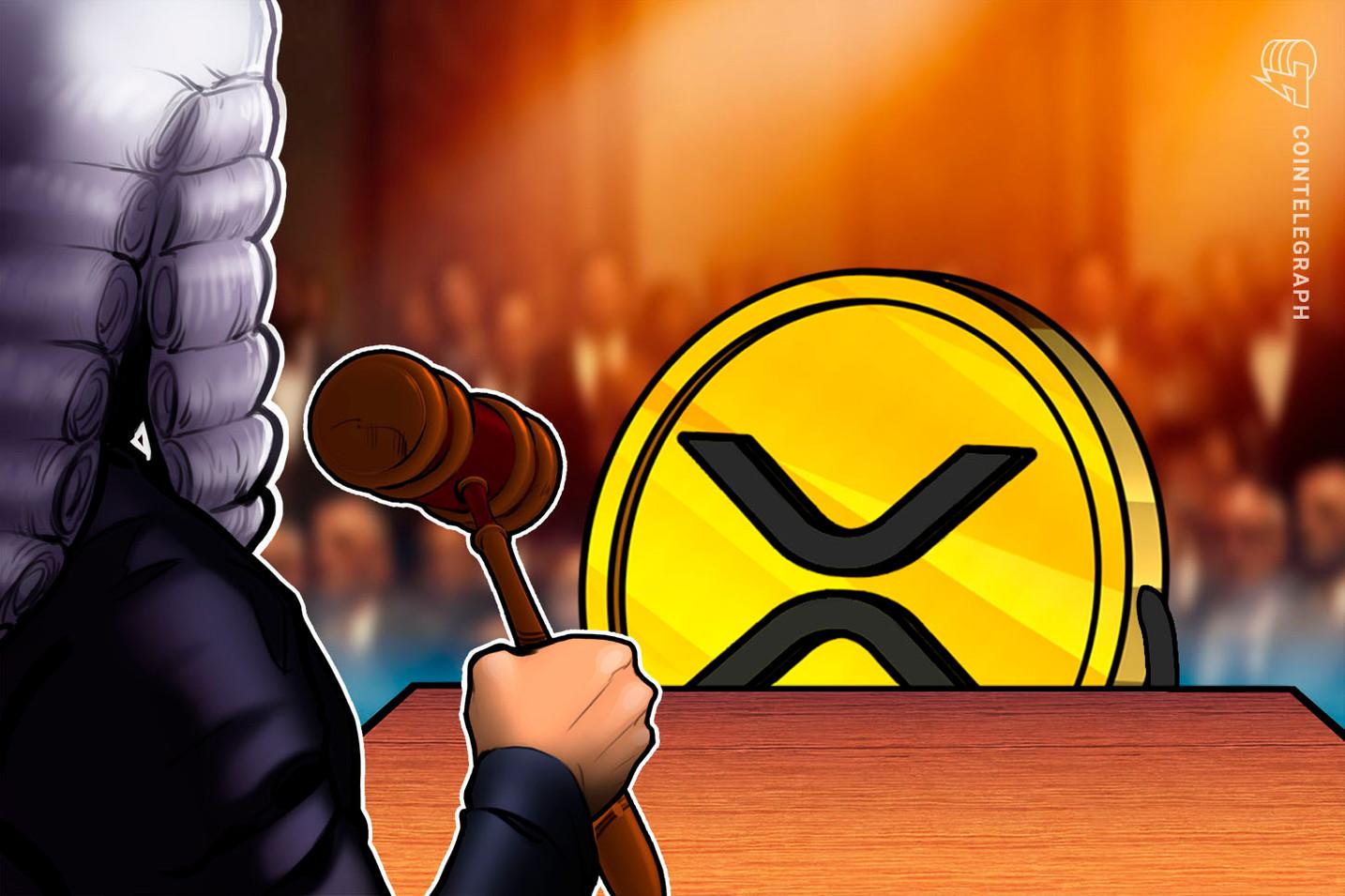 リップル集団訴訟 「仮想通貨XRPが証券でない理論」も想定