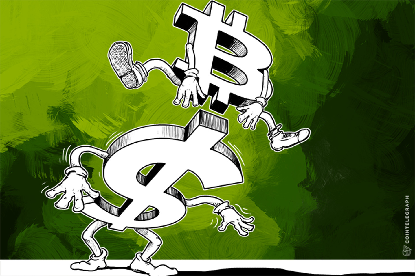 Dollar Weakening Could Propel Bitcoin to $300
