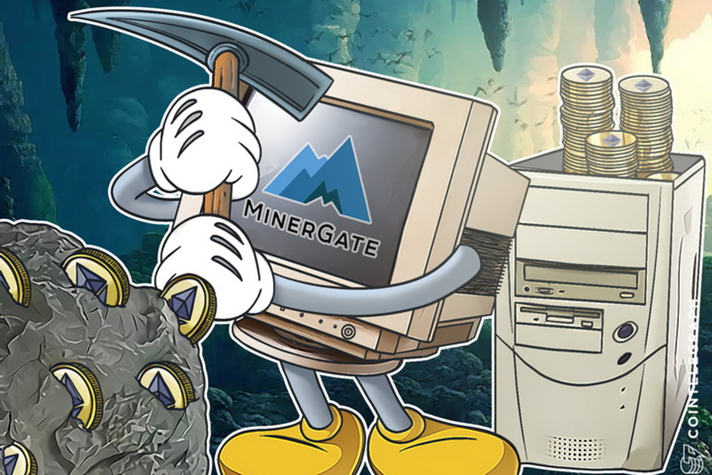 Ethereum Mining Made Possible on Any PCs