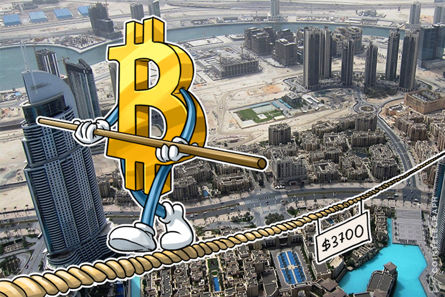 Bitcoin Briefly Crosses $3800, Shows Stability and Potential