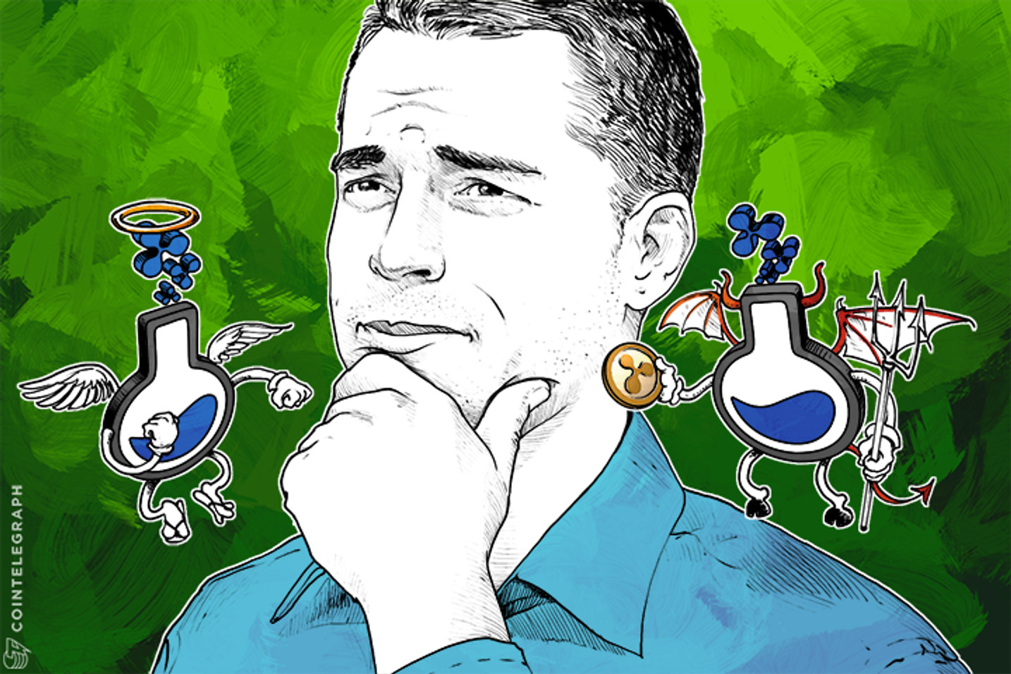Roger Ver Shouldn't Be Allowed to Buy Stuff, and Neither Should You (Op-Ed)