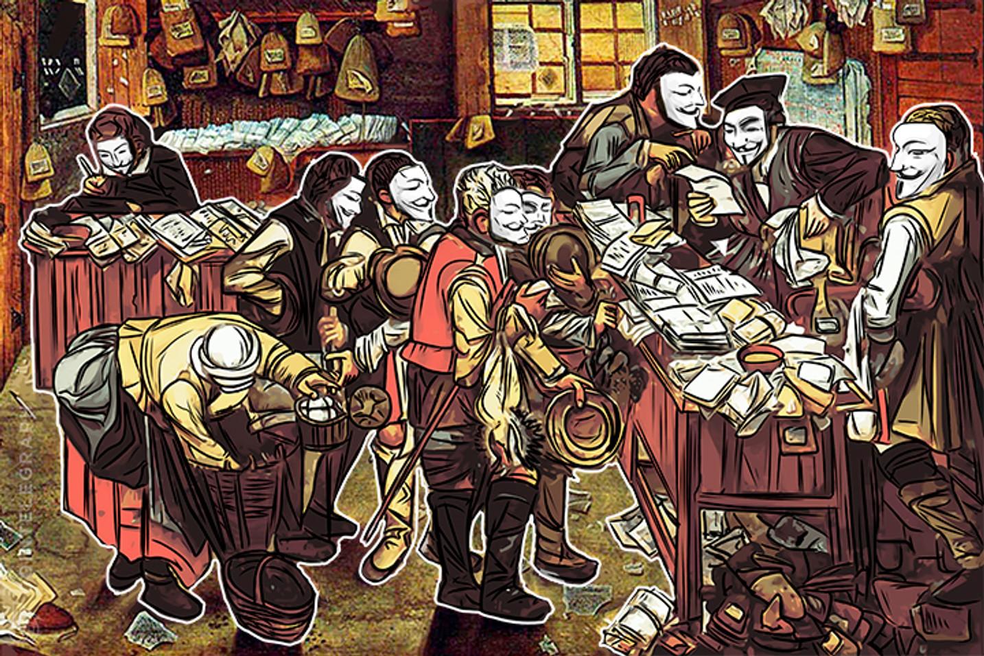 Quién es dueño de Bitcoin Universe: De Satoshi Nakamoto a Winklevoss Twins y más