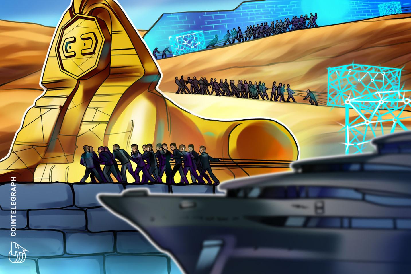 Ägypten: Gesetz ebnet Weg für nationale Kryptowährung