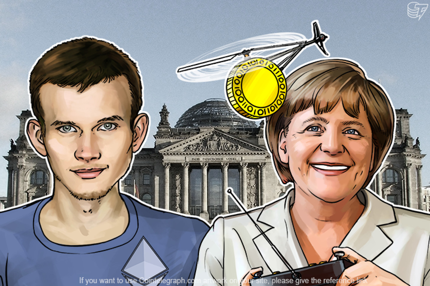 German Government Tracks Bitcoin Transactions To Prevent Terrorism Financing
