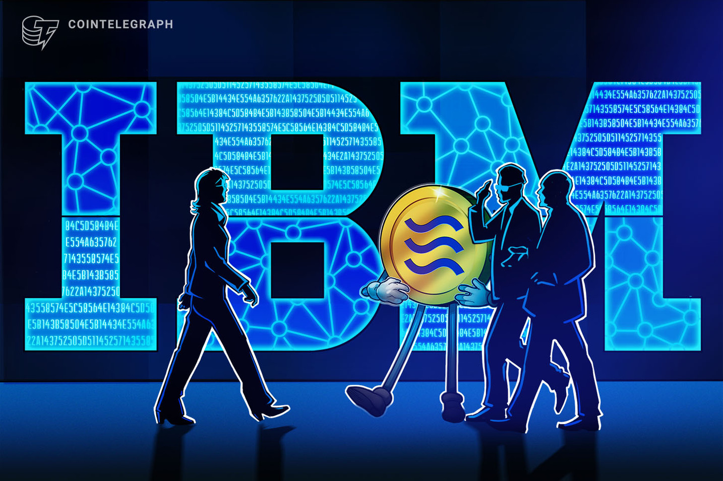 IBM Says It's Open to Working With Facebook on Libra Crypto